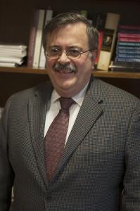 Registrar John Q. Pierce Retires
