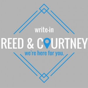 Reed & Courtney for GUSA Executive