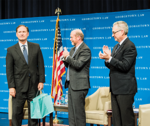 Justice Alito Discusses Career, Vacant Court Seat