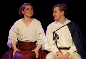 "CLAIRE SOISSON/THE HOYA For its third play this year, the Mask and Bauble Dramatic Society will adapt the classic French story, ""Cyrano de Bergerac,"" which tells the tale of the titular Cyrano, a poet, musician and cadet who falls for the heiress Roxane."