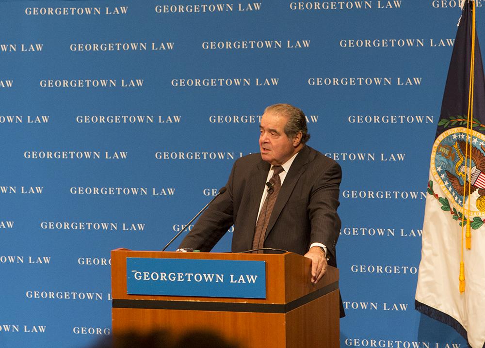 U.S. Supreme Court Justice Antonin Scalia Dies