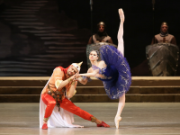 "MARIINSKY The Mariinsky Ballet performing ""Raymonda"" at the Mariinsky Theater."