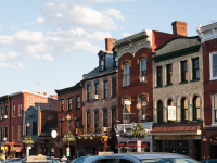 MICHELLE XU/THE HOYA The lifting of the moratorium will allow establishments in Georgetown and the wider D.C. area to apply for liquor licenses April 11.