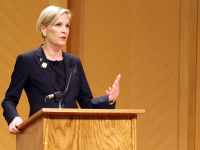 Georgetown Hosts Cecile Richards