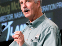 COMMUNICATESCIENCE.COM Former Director of NASA's Mars Exploration Program Doug McCuistion discussed the future of Mars exploration Wednesday.