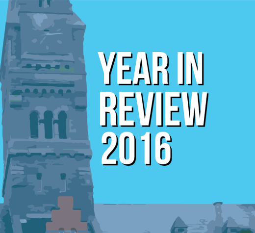 Year in Review 2015 – 2016
