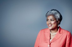 COURTESY CNN Georgetown Adjunct Assistant Professor Donna Brazile will serve as interim chair of the Democratic National Committee.
