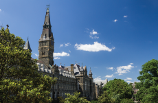 ALEXANDER BROWN/THE HOYA Washington, D.C. area colleges, including Georgetown, have come under fire for being exempt from $111 million in local property taxes.