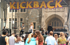 ISABEL BINAMIRA/The Hoya Students of Georgetown, Inc. and the Georgetown Program Board cancelled the annual Kickback music festival after two years due to lackluster turnout in previous years and a desire to focus on expanding and improving other events.