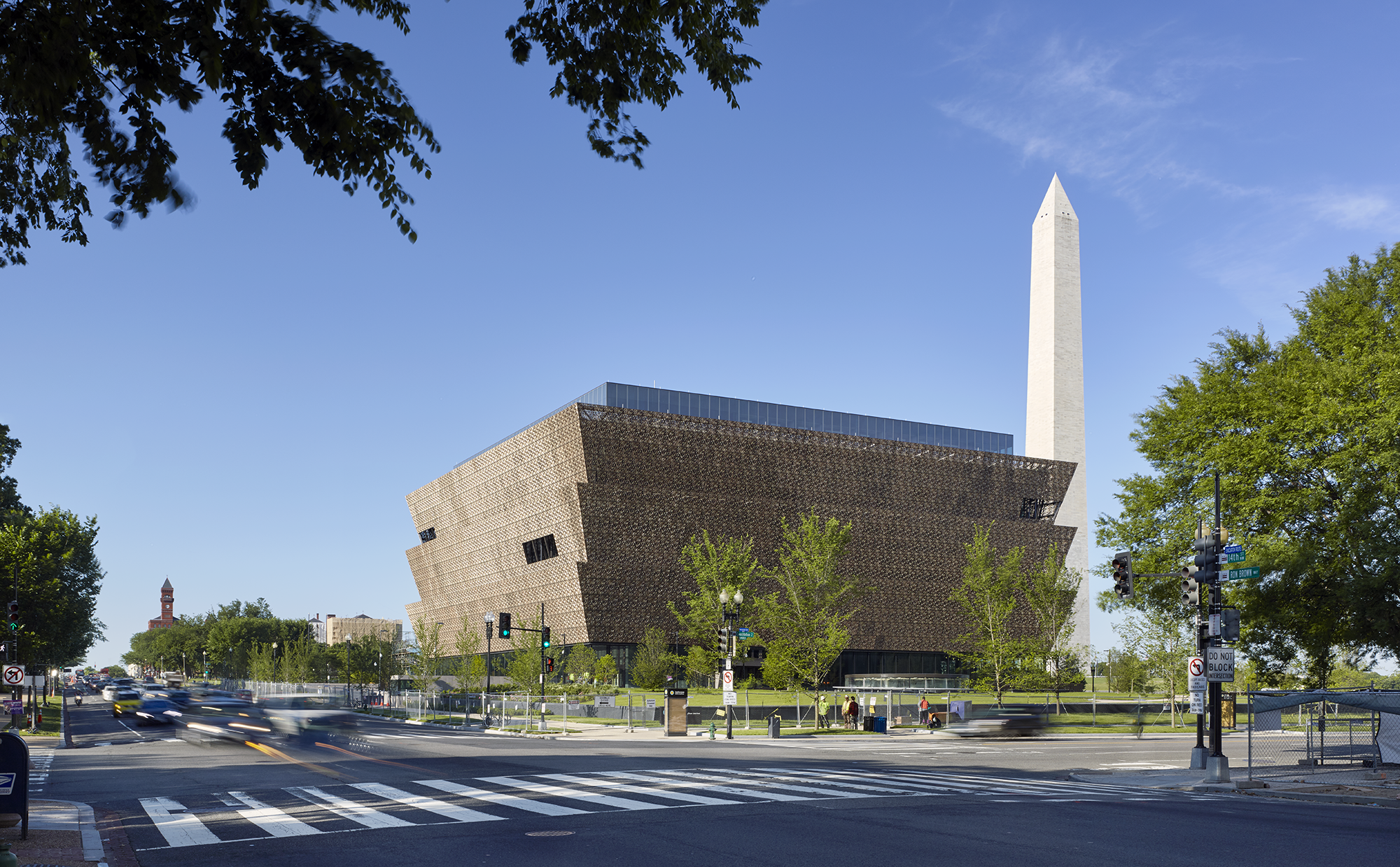 COURTESY NMAHC The newest Smithsonian museum, the African American Museum of History and Culture, which marks the first national museum exclusively dedicated to the documentation of African Americans, opened Sept. 24 with a three-day festival celebration on the National Mall.