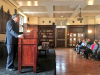 luis almagro Secretary-General of the Organization of American States Luis Almagro advocated for the importance of improving human rights in Latin America yesterday.