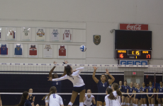 Volleyball | GU to Begin Home Stand
