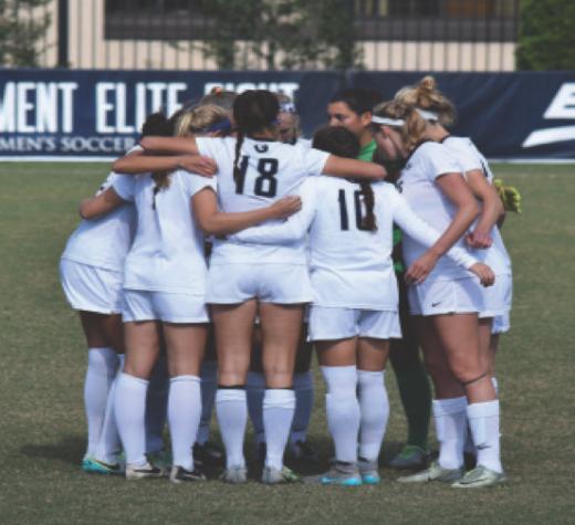 Women's Soccer | Senior Day Spoiled