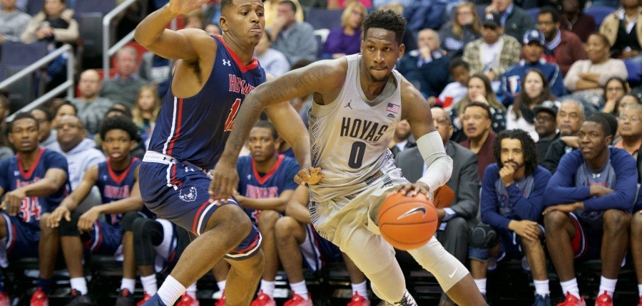 Men's Basketball | GU to Continue Home Stretch Against Coppin State