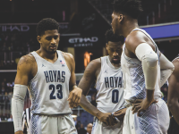 Men's Basketball | Hoyas Seek Revenge Against Terps