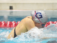 Swimming & Diving | Squads See Mixed Results in Road Meets