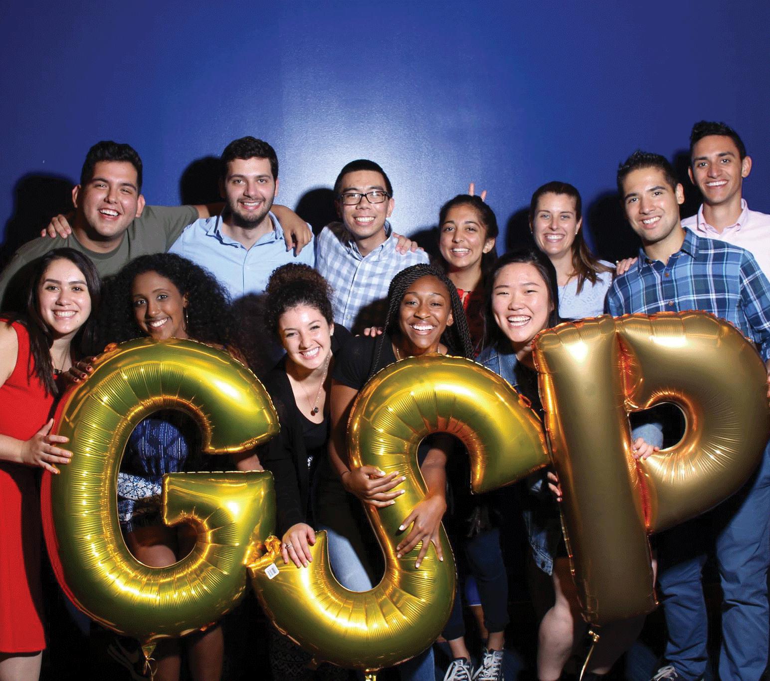 Georgetown Scholarship Program Promotes Campaign