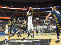 Men's Basketball | Hoyas Down Spartans For Sixth Straight Win