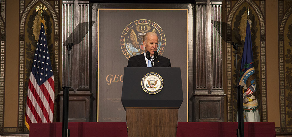 Biden Cautions Against Deregulation