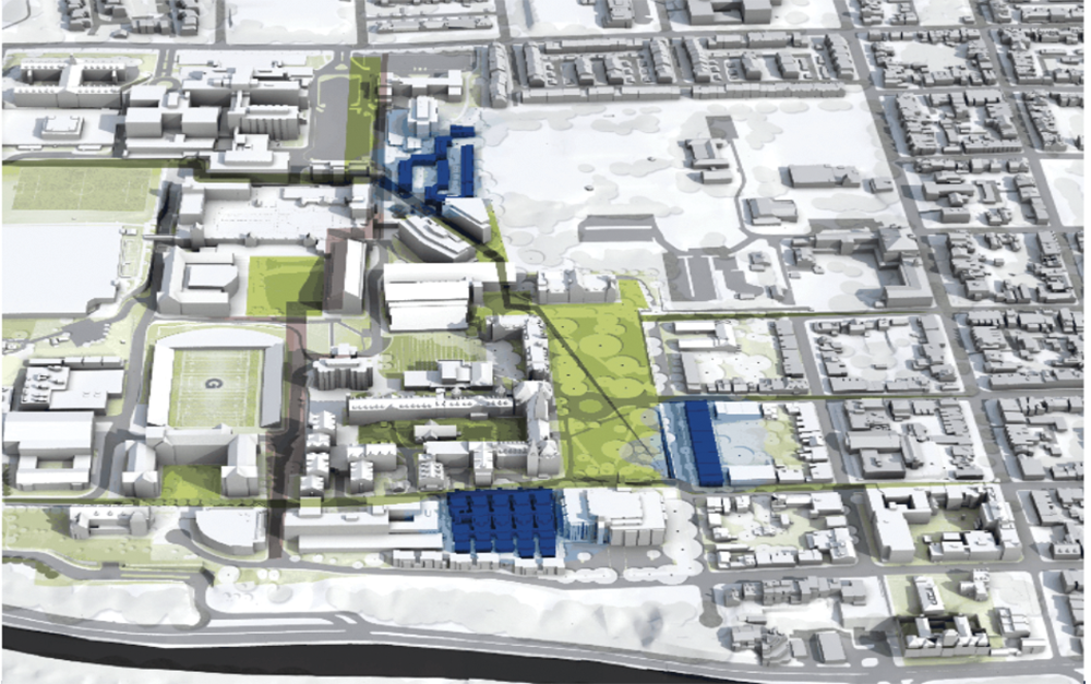 georgetown university campus plan The Washington, D.C. Zoning Commission approved the 20-year campus plan with the collaboration of students, administration and neighbors in Georgetown.