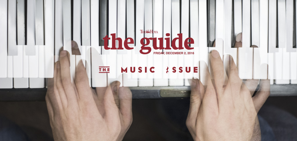 The Music Issue 2016