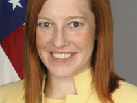 Former White House Director of Communications Jen Psaki
