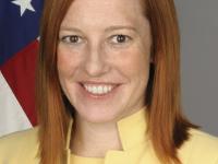 Former White House Director of Communications Jen Psaki