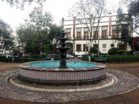 SAN ÁNGEL SAN JACINTO | COURTESY OF FRIDA SANTIAGO