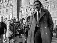 """WARNER BROS William Peter Blatty (CAS '50) was most well-known for writing """"The Exorcist,"""" which was set largely in the Georgetown neighborhood."""