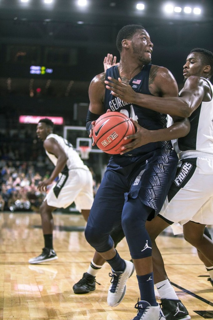 Men's Basketball | Hoyas Prep For Rematch Against Friars