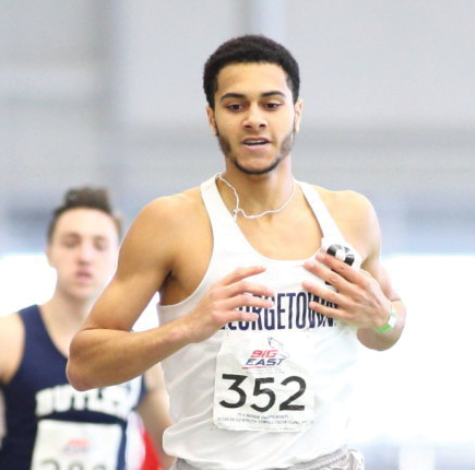 Track & Field | White Breaks Record, Men Climb National Rankings
