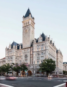 Trump Hotel Workers Join Local Labor Union