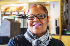 UNSUNG HEROES Unsung Heroes intends to set up an online fund for Frankie Capers, a cashier at Einstein Bros. Bagels for three years, to go on vacation for the first time in more than 12 years with her grandson.