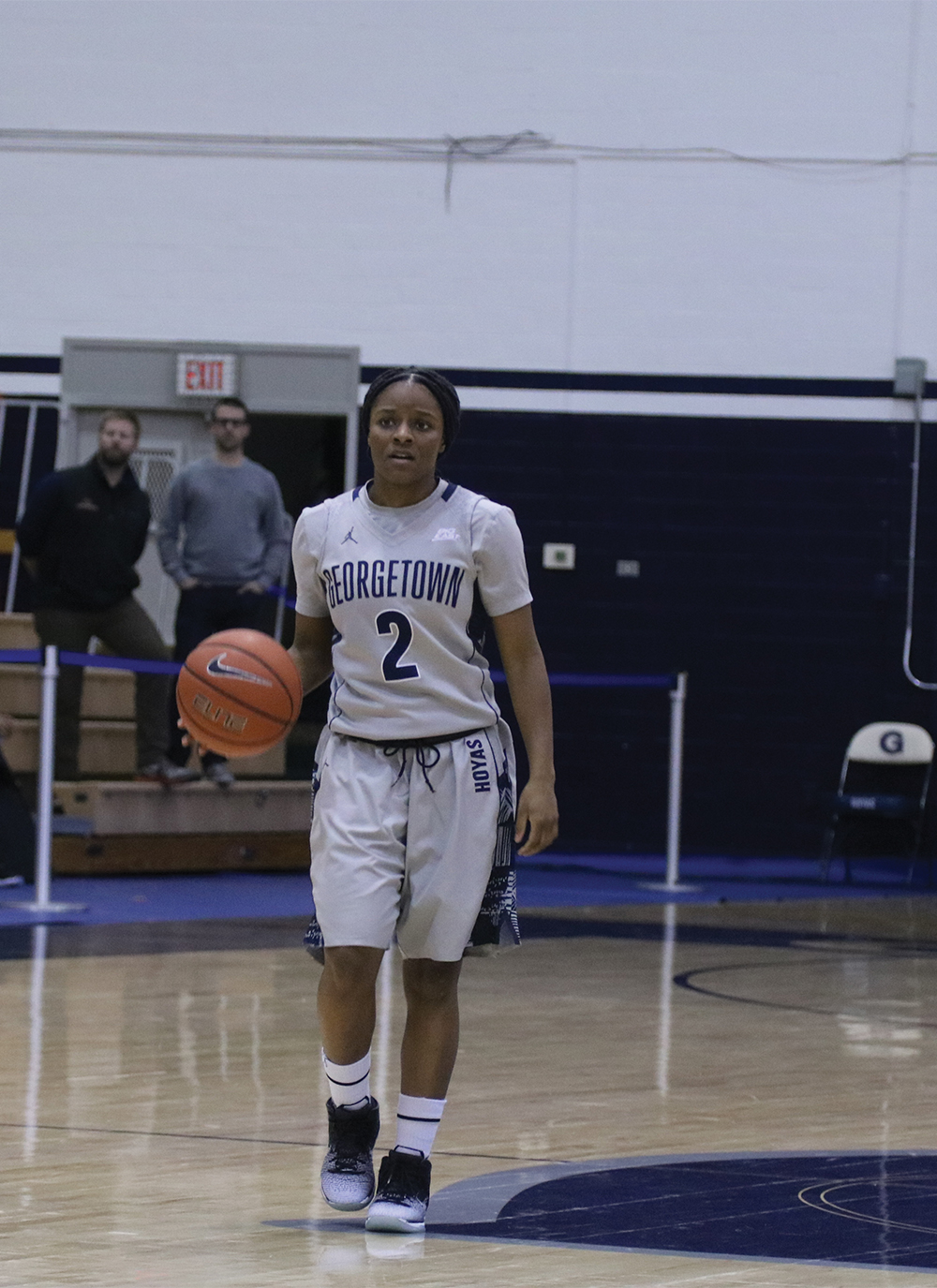 Women's Basketball | Hoyas Down Pirates, Fall to Red Storm ...