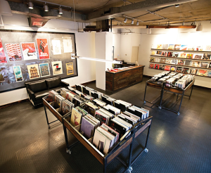 HILL & DALE Hill & Dale, located in Georgetown, has been driving the comeback of the vinyl medium in the name of an all-encompassing listening experience.
