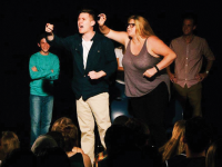 Student Stars Shine at Improv Fest 2017