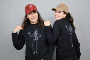 Asli Acar (COL '18) and Gamze Keklik, a George Washington University Student, started a new clothing brand in August 2016.