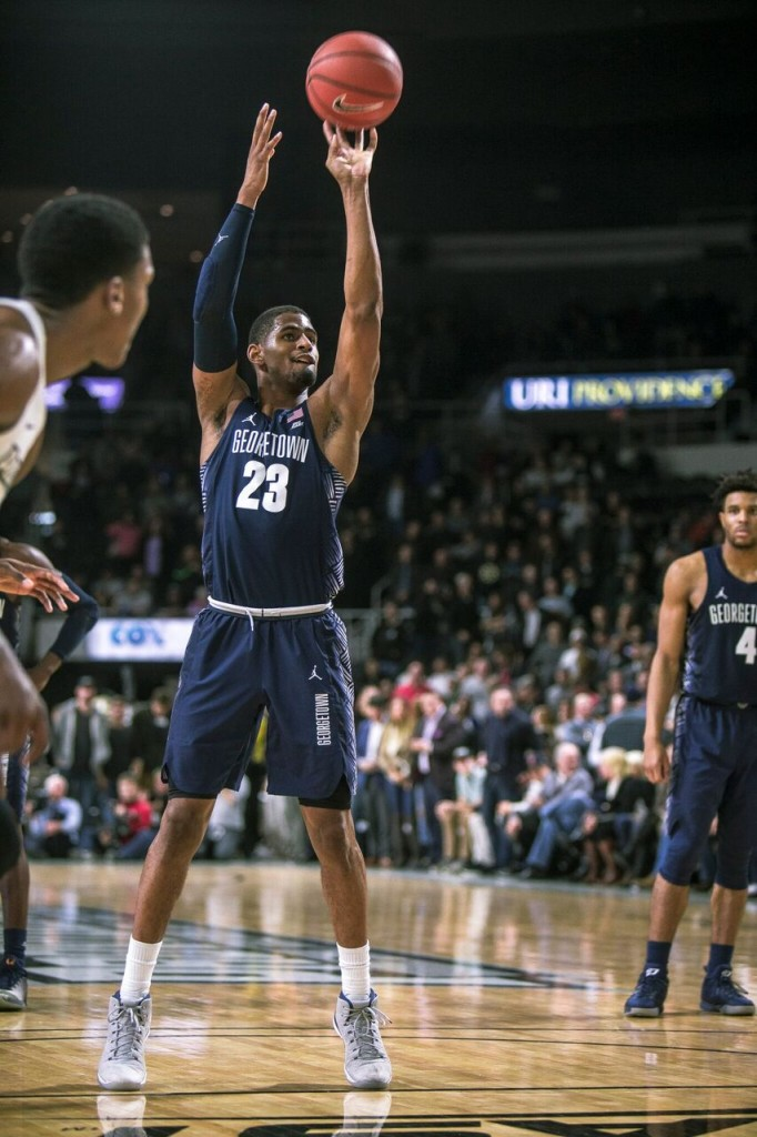 Men's Basketball | GU Aims to Complete Season Sweep Against Creighton