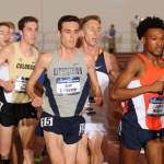 Track and Field | Hoyas Capture Personal Records at Virginia Challenge