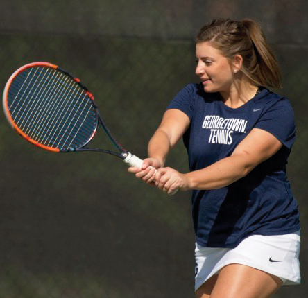 Tennis | Both Squads Earn 3rd Straight Win