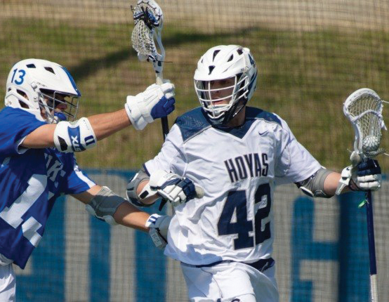 Men's Lacrosse | Conley Conquers Major Injuries