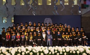 GEORGETOWN UNIVERSITY Sixty-two students graduated from the School of Foreign Service in Qatar on May 4. The students comprise the school's ninth graduating class and join more than 340 alumni who graduated from the SFS-Q.
