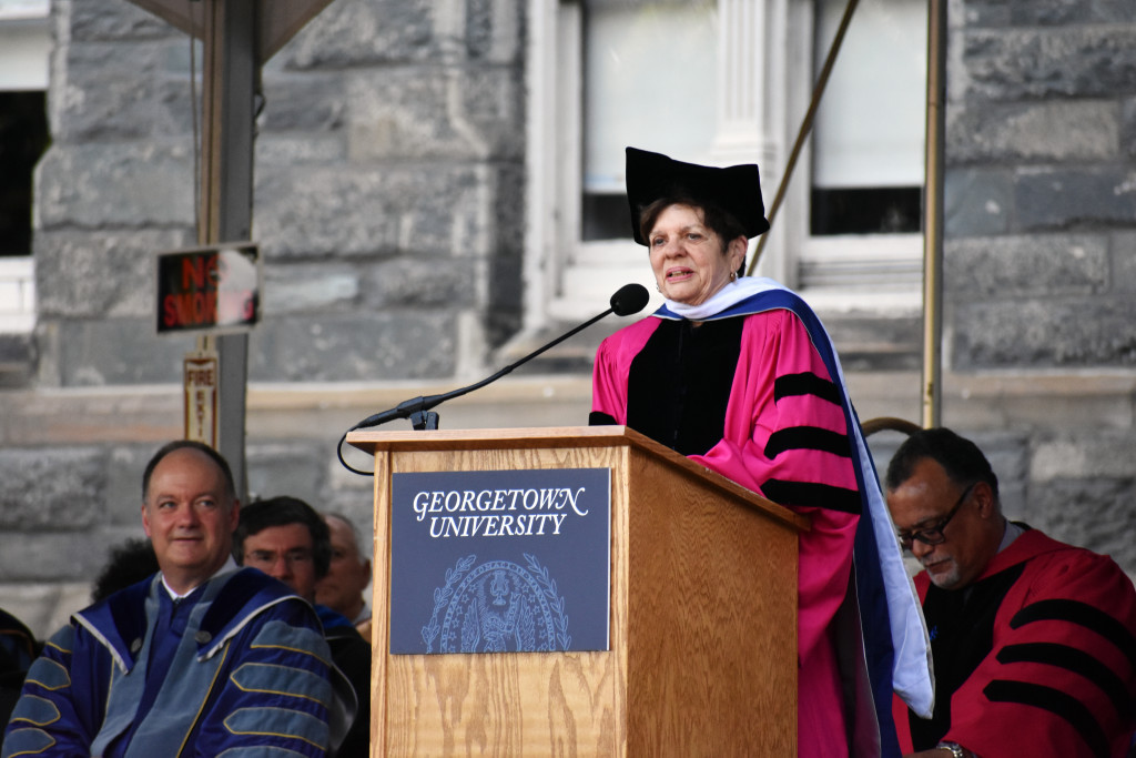 Commencement Speakers Present Varied Experiences