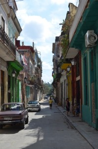 VIEWPOINT: In Havana, Echoes of Home