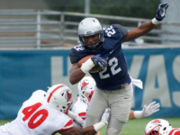 FOOTBALL | Offensive Struggles Continue as Georgetown Falls to Columbia