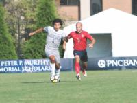 MEN'S SOCCER | Schropp's Golden Goal Completes GU Comeback