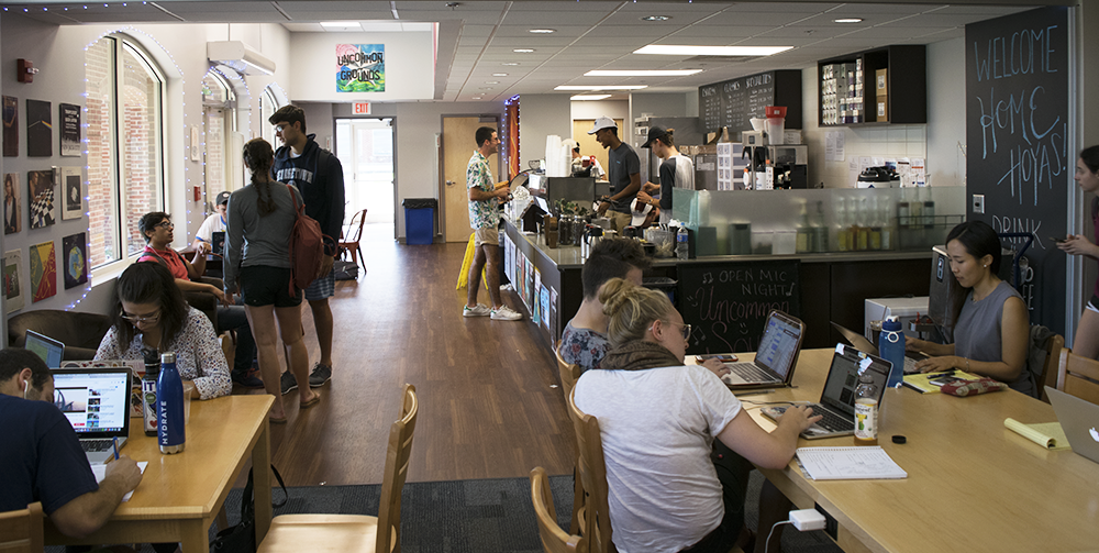 Uncommon Grounds Reopens in New Leavey Location