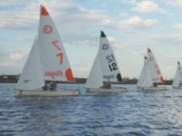 SAILING | Team Dominates Competition