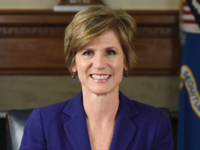 GEORGETOWN LAW  Former acting U.S. Attorney General Sally Yates, whom President Donald Trump fired in January, will teach at the Law Center this fall.