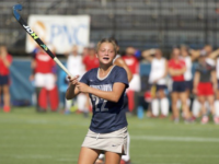 GUHOYAS  Freshman midfielder Anna Farley has started all 17 games this season, scoring five goals and notching five assists.